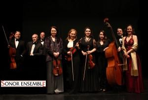 Sonor Ensemble ofrece un concierto en el MEIAC dentro del VII Ciclo de Música Actual de Badajoz