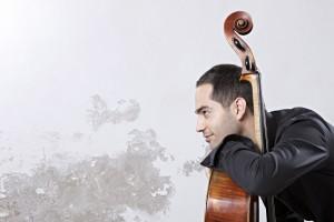 Violonchelista Guillermo Pastrana