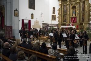 Orquesta V Jornadas Extremeñas de Orquesta Barroca