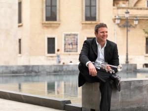 trompetista Luis González