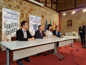 Convenio Filarmónica con Ayuntamiento Villafranca