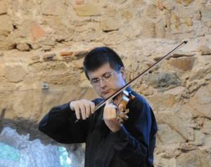 violinista Joan Espina