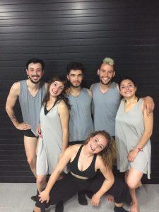 Ballet 'Castor y Pollux'