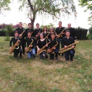 Ensemble Saxofones 'Hermanos Berzosa'